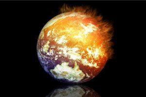 Планетата Земя и глобалното затопляне